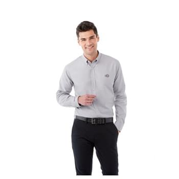 M-IRVINE Oxford LS Shirt