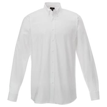 M-IRVINE Oxford LS Shirt Tall