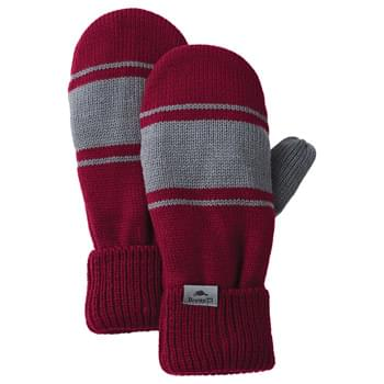 U-HEMLOCK Roots73 Knit Mitts
