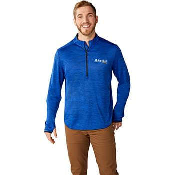 Men's MATHER Knit Half Zip