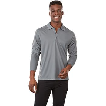 Men's MORI Long Sleeve Polo