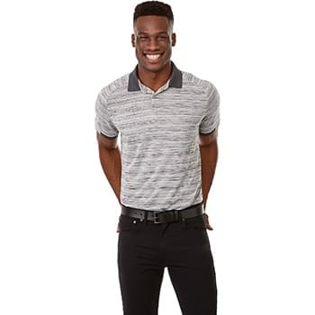 M-EMORY Short Sleeve Polo