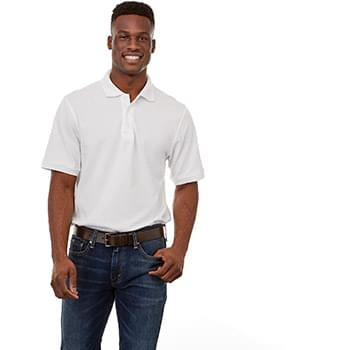Men's BELMONT Short Sleeve Polo