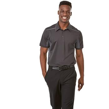 Men's ROYCE Short Sleeve Polo