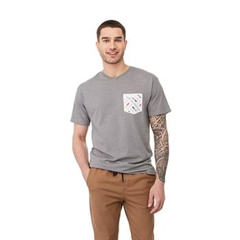 Men's MONROE Short Sleeve Pocket Tee