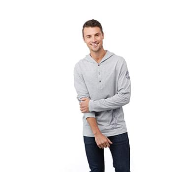 Mens ASHLAND Knit Hoody