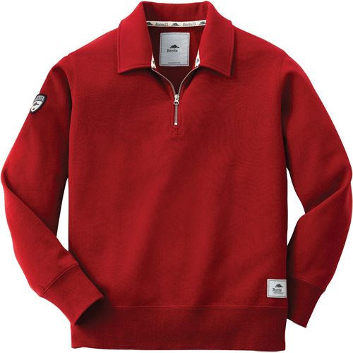 U - Killarney Roots73 Fleece Quarter Zip