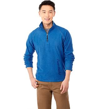 Men's BOWLEN Polyfleece Qtr Zip