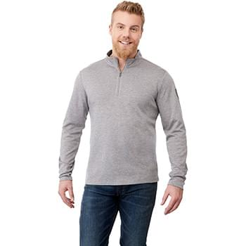 Men's  STRATTON Knit Quarter Zip
