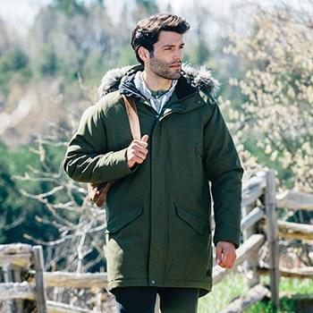 Men's BRIDGEWATER Roots73 Insulated Jacket