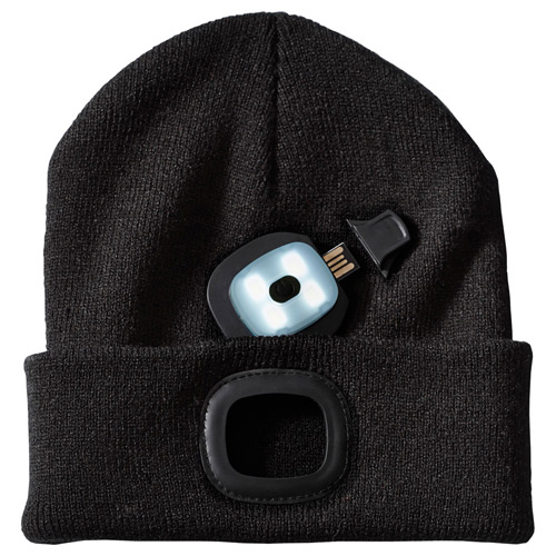 Unisex MIGHTY LED Knit Toque