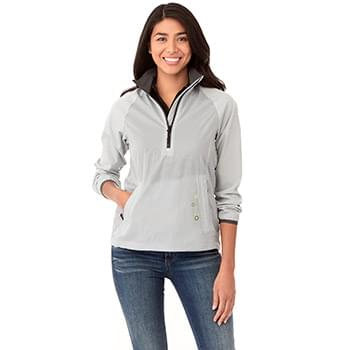 W-ODARAY Half Zip Jacket