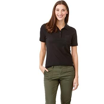 Womens BANFIELD Short Sleeve Polo