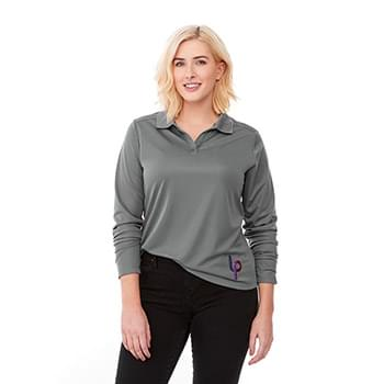 Women's Mori Long Sleeve Polo