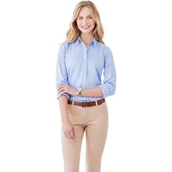 W-IRVINE Oxford LS Shirt