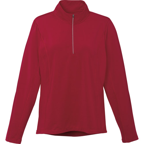 W-Caltech Knit Quarter Zip
