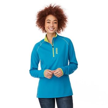 W-Knew Knit Half Zip