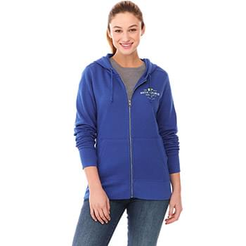 Women's CYPRESS Fleece Zip Hoody