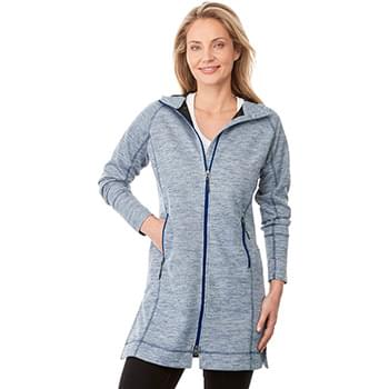 Women's ODELL Knit Zip Hoody