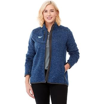 W-TREMBLANT Knit Jacket