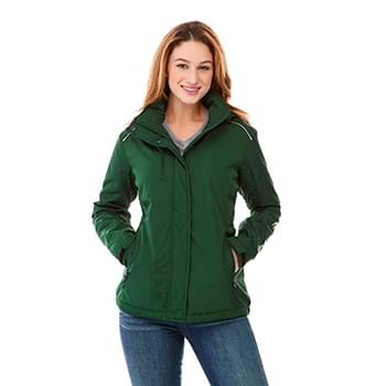 W-Arden Fleece Lined Jacket